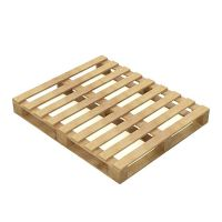 One-time medium wooden pallet 1200x1000x136mm