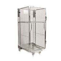 4 Sided Roll Cage - 860x737x1676mm - Nestable