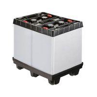 Collapsible Plastic Pallet Box -810x612x765mm