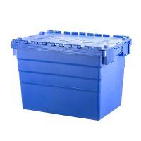 Lidded Tote Box - 600x400x416mm - 78 Litres