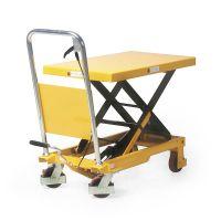 Scissor Lift Table - 855x500x1000mm - 300kg