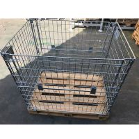 Wire Frame Pallet Collar - 1200x800x1000mm - Used