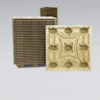 Wood fiber Pallet 1140x1140mm - standard