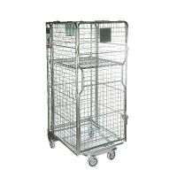 Full Security Nesting Roll Container - 1676x860x737mm