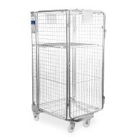 New nest antitheft roll container 850x710x1690mm
