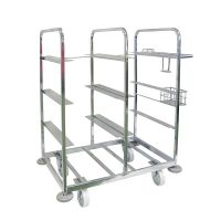 Internet Order Picking Trolley - 1085x700x1170mm - No Boxes