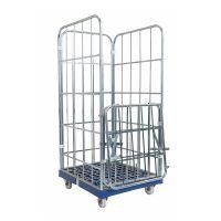 Roll cage 4 sides 810x720x1620mm - plug fences