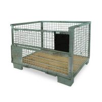 DIN gitterbox 1240x835x970mm used - UIC Standard 435-2