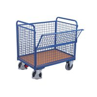 Mesh Wall Trolley - 1060x715x1075mm