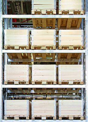 Discover the benefits of pallet collars.