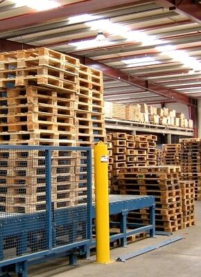 Euro Wooden Pallet Repair - Save Costs