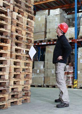 With the price of wood is going up, take advantage of used pallets