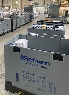 Make a financial profit with returnable packaging