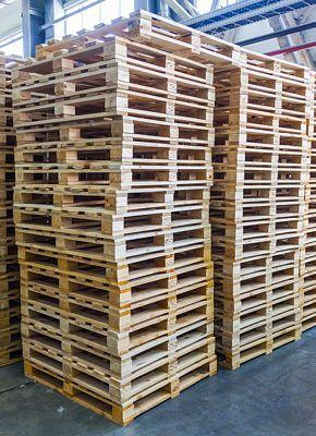 One-way wooden pallets - can they be used more than once?