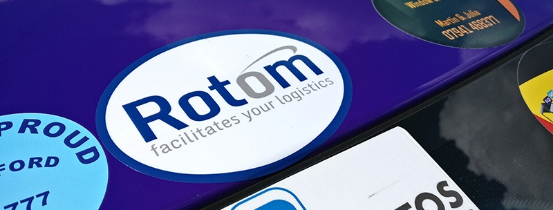 Rotom show continued support for Charity